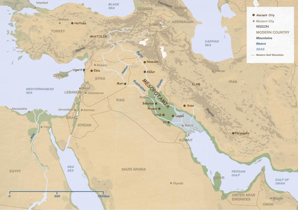 Esagil-map