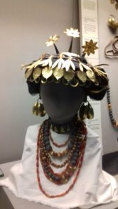 Queen Puabi's jewellery